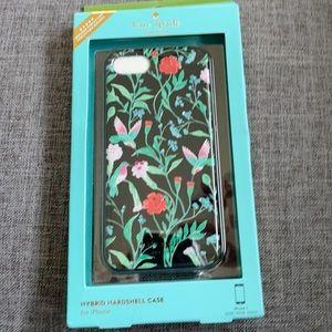 "Kate Spade ""jeweled Jardin"" iPhone 7/8 case"